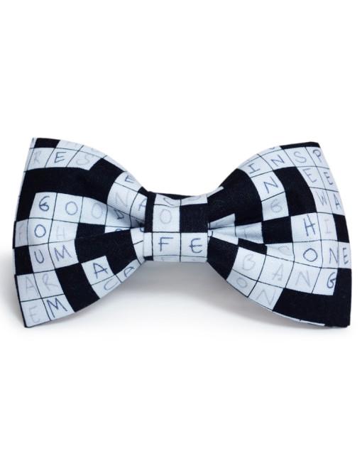 B&W: Crosswords