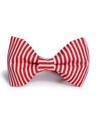 Red: Thin Stripes