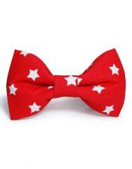 Red: White Stars