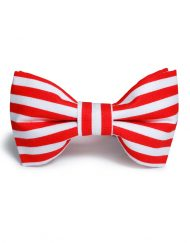 Red: White Stripes