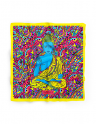Bowtieswala Pocket Square Buddha